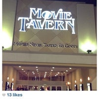 Photo taken at Movie Tavern-Willowbrook by Shana P. on 7/28/2013