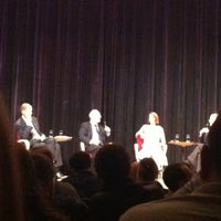 Photo taken at The New School Auditorium at 66W 12th by Sarah Q. on 10/5/2012