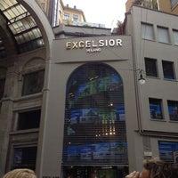 Photo taken at Excelsior Milano by Valeriya K. on 9/18/2012