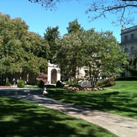 Photo taken at Monmouth University by Mike on 9/19/2012