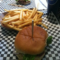 Photo taken at Goodburger by Sheila on 1/23/2013