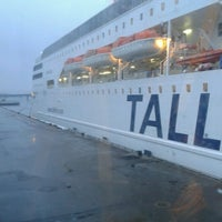 Photo taken at M/S ROMANTIKA | Tallink Ferry by Laura M. on 11/2/2012