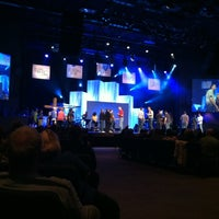 Photo taken at Heartland Community Church by Sarah on 10/5/2012