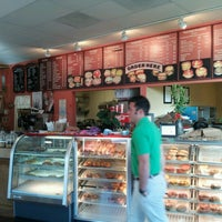 Photo taken at The Posh Bagel by Jim O. on 10/16/2012