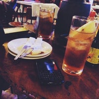 Photo taken at Calleza Grille by Sab C. on 4/8/2015