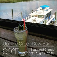 Photo taken at Up The Creek Raw Bar by Tony B. on 8/22/2015