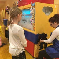 Photo taken at Build-A-Bear Workshop by Sarah W. on 9/17/2016