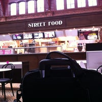 Photo taken at Central Station Food Court by Mikael S. on 10/2/2012