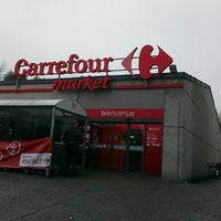 Photo taken at Carrefour market by Alexandre R. on 2/28/2013