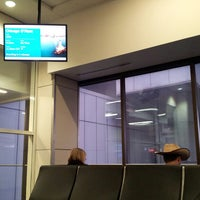 Photo taken at Gate A29 by anfrey on 2/16/2014