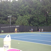 Photo taken at Fair Oaks Tennis Center by ❥suρeryαi on 9/1/2015