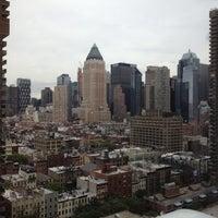 Photo taken at YOTEL New York by Rick on 10/8/2012