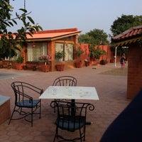 Photo taken at Aalankrita by Mak Z. on 10/25/2012