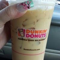 Photo taken at Dunkin' Donuts by Tiffany B. on 6/14/2013