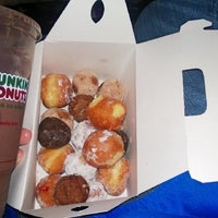 Photo taken at Dunkin' Donuts by Tiffany B. on 12/28/2013
