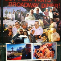 Photo taken at Broadway Diner by Eddie K. on 6/15/2013