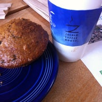 Photo taken at Zocalo Coffeehouse by Akire on 8/23/2013