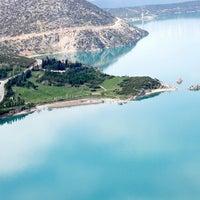Photo taken at Eğirdir by ibrahim ♣ on 12/12/2012