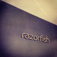 Photo taken at Razorfish by Ong A. on 3/8/2013