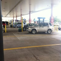 Photo taken at Sam's Club Gas Station by Greg on 10/29/2012