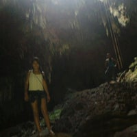 Photo taken at Grutas de Loltún by Lilly C. on 11/3/2012