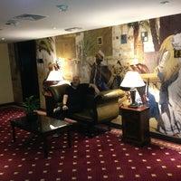Photo taken at Arabian Courtyard Hotel by Raul U. on 7/15/2013