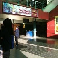 Photo taken at Politeknik Kota Kinabalu by Qristyne G. on 12/13/2012