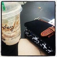 Photo taken at Starbucks by Faye N. on 8/23/2013