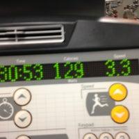 Photo taken at LA Fitness by Joe W. on 4/10/2013