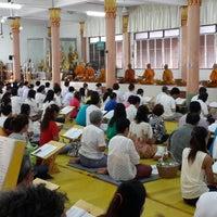 Photo taken at วัดโพธิ์พุฒตาล by Kanda S. on 5/13/2014