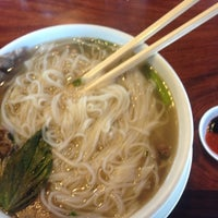 Photo taken at Pho Restaurant by Joel P. on 9/20/2012