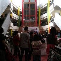 Photo taken at Palembang Trade Center (PTC) by teewee k. on 4/14/2013