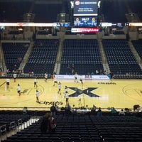 Photo taken at Cintas Center by Taylor R. on 1/12/2013