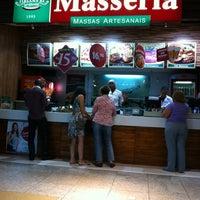 Photo taken at Masseria by Franciane M. on 3/21/2013