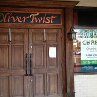 Photo taken at Oliver Twist by Raleigh C. on 3/29/2013