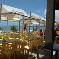 Photo taken at Golfinho Bar e Restaurante by Adolpho C. on 12/1/2012
