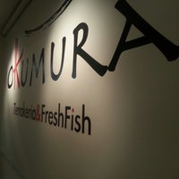 Photo taken at Okumura - Temakeria & Freshfish by Everton G. on 4/16/2013