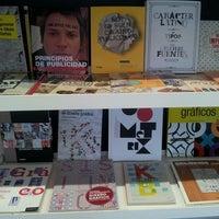 Photo taken at Librería Dadá by Ximena C. on 6/7/2013