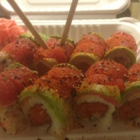 Photo taken at The Islands Sushi and Pupu Bar by Mac on 7/6/2013