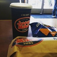 Photo taken at Jersey Mike's Subs by Gerardo R. on 9/15/2015
