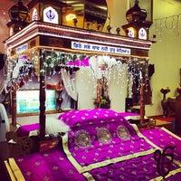 Photo taken at Sri Guru Singh Sabha Glen Rock Gurdwara by Jinny K. on 11/29/2013