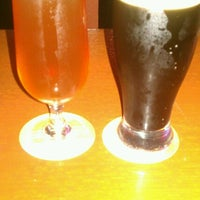 Photo taken at Rock Bottom Restaurant & Brewery by David M. on 4/25/2013