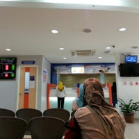Photo taken at Bank Rakyat by M Kamil A. on 8/30/2013