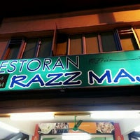 Photo taken at Restoran Razz Maju by M Kamil A. on 9/4/2013