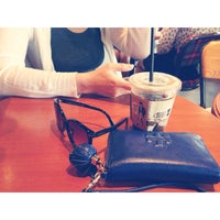 Photo taken at A TWOSOME PLACE by Eunjin S. on 6/18/2014