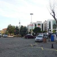 Photo taken at Cumhuriyet Meydanı by Taner on 12/5/2012