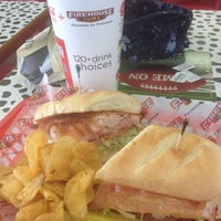 Photo taken at Firehouse Subs by Sean (Chewy) O. on 11/8/2013