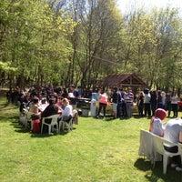 Photo taken at Just English Language & Toefl Center - TR by Zeynep E. on 5/13/2013