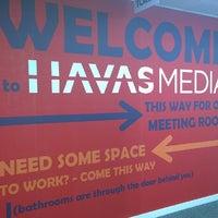 Photo taken at Havas Media by Med B. on 6/19/2014