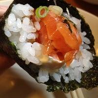 Photo taken at Sushi Koba by Miyuki on 9/19/2012
